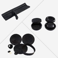 Rubbers for atomizers and sprayers