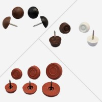 Rubbers with studs for chairs