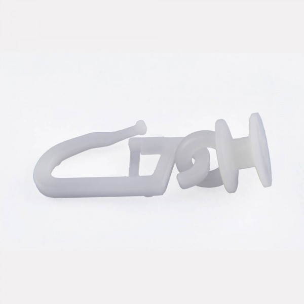 Circulars with pin curtain holders