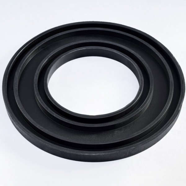 """Rubbers for filters and lubricators type """"3Π"""" 4"""" Φ119 x Φ230"""