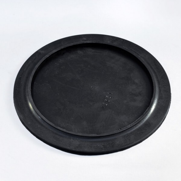 Rubbers for filters and lubricators caps Φ204
